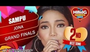 Jona - Sampu | Himig Handog 2017 (Grand Finals)