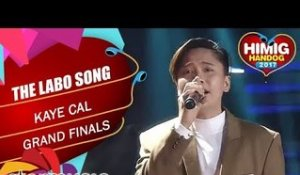 Kaye Cal - The Labo Song | Himig Handog 2017 (Grand Finals)