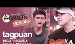 Tagpuan by Inigo Pascual & Markus Paterson | Star Music Acoustic Sessions