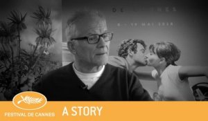 T.FREMAUX : INTERVIEW PART.2 - CANNES 2018 - A STORY - EV