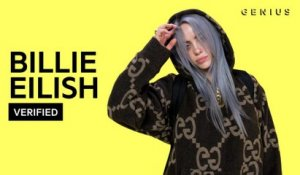 "Billie Eilish Breaks Down ""idontwannabeyouanymore"""