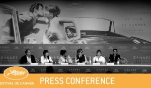 LES FILLES DU SOLEIL - CANNES 2018 - PRESS CONFERENCE - EV