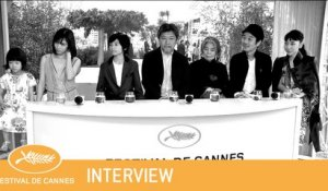 MANBIKI KAZOKU - CANNES 2018 - INTERVIEW - VF