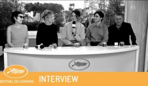 LAZZARO FELICE - CANNES 2018 - INTERVIEW - VF