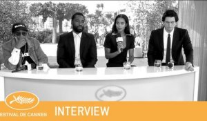 BLACKKKLANSMAN - CANNES 2018 - INTERVIEW - EV