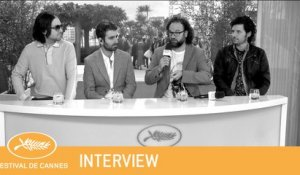 UNDER THE SILVER LAKE - CANNES 2018 - INTERVIEW - EV