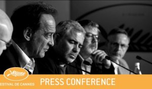 EN GUERRE - CANNES 2018 - PRESS CONFERENCE - EV
