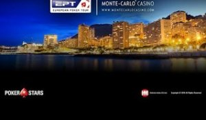 Main Event POKERSTARS & MONTE-CARLO©CASINO EPT, Jour 5 (cartes visibles)