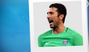 Officiel : Gianluigi Buffon rejoint le PSG