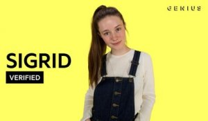 "Sigrid Breaks Down ""Strangers"""