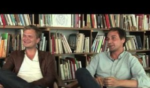 Grizzly Bear interview - Daniel Rossen and Chris Taylor (part 4)