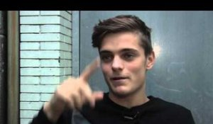 Martin Garrix about Turn Up The Speakers with Afrojack