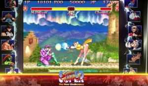 Street Fighter - 30th Anniversary Collection - Les images du jeu PS4, Xbox One, Switch, PC