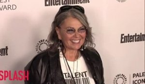 Roseanne Barr slams co-stars