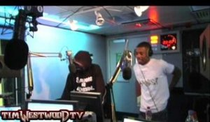 Wretch 32, Hunt & G-Fresh freestyle - Westwood