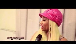 Nicki Minaj talks new 2 Chainz track! (part 2 of 3) - Westwood