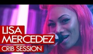 Lisa Mercedez freestyle - Westwood Crib Session (4K)