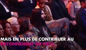 Eurovision : Conchita Wurst change radicalement de look ! (Photos)