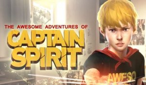 Captain Spirit - E3 2018 Announce Trailer