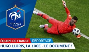 Equipe de France : Hugo Lloris, la 100e - le document I FFF 2018