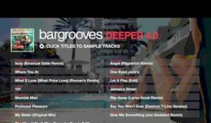 Bargrooves Deeper 4.0 - Album Sampler
