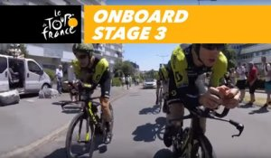 Onboard camera - Étape 3 / Stage 3 - Tour de France 2018