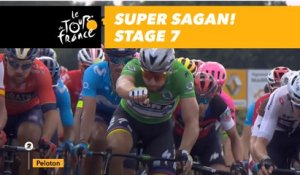 Super Sagan! - Étape 7 / Stage 7 - Tour de France 2018