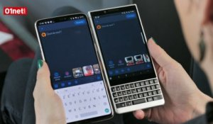 BlackBerry KEY2 : le grand retour du clavier physique ?
