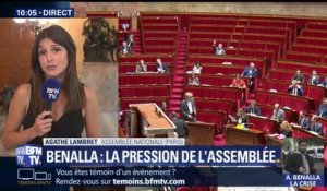 Affaire Benalla: l'opposition s'unit contre le gouvernement
