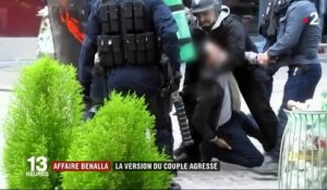 Affaire Benalla : ce que l'on sait du couple agressé