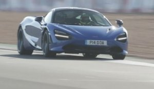 Supertest McLaren 720S (2018)