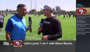 John Lynch: Training camp shows who is 'mentally tough enough'