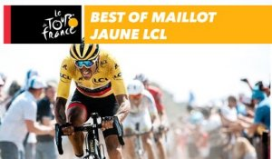 Best of - Maillot Jaune LCL - Tour de France 2018