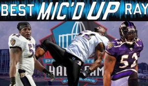 Best of Ray Lewis Mic'd Up