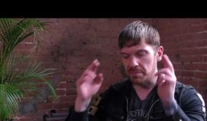 Shinedown interview - Brent Smith (part 2)