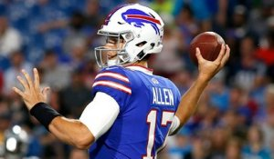 Reviewing Allen's preseason debut | Baldy's Breakdown