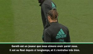 Real Madrid - Lopetegui : ''Bale est si important''