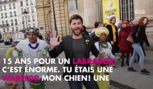Christophe Beaugrand en plein deuil, son message déchirant sur Instagram (Photo)