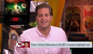 Schrager: Patrick Mahomes is NFL's human highlight reel