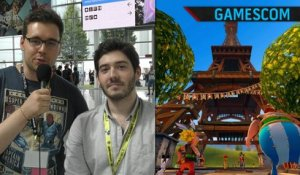 Gamescom | On a joué à Astérix & Obélix XXL2, Gear.Club Unlimited 2 et Blacksad...