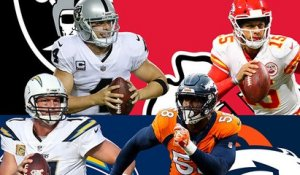 Expert record predictions for every AFC West team