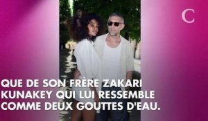 PHOTO. Mariée à Vincent Cassel, Tina Kunakey remercie tendrement ses parents