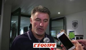 Galtier «On n'a pas pris les initiatives» - Foot - L1 - LOSC