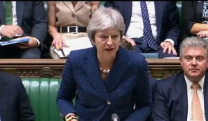 Brexit : Theresa May refuse tout compromis