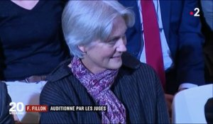 François Fillon : auditionné par les juges