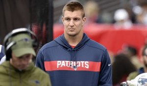 Giardi: Pats expect Gronk to play Week 12