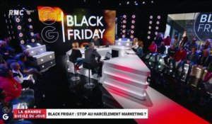 La GG du jour : Black Friday, stop au harcèlement marketing ? - 22/11