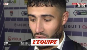 Fekir «Je serai là mardi» contre City - Foot - L1 - OL