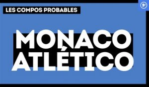 AS Monaco - Atlético de Madrid : les compos probables