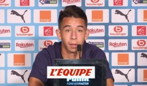 Lopez «À nous de faire un grand match» - Foot - L1 - OM